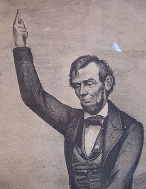 Currier-And-Ives-Emancipation-Lincoln-230587811314